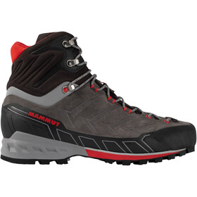 Mammut Kento Tour High GTX Shoes Men dark titanium/dark spicy
